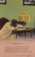AP63 Bamforth Song Card - Somewhere (2) - Postcards