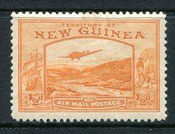 New Guinea 1939 Airmail - ½d Orange LHM (SG 212) - Papua New Guinea