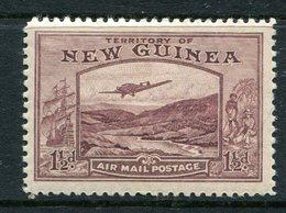 New Guinea 1939 Airmail - 1½d Claret LHM (SG 214) - Papua New Guinea