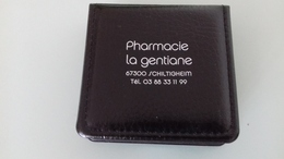 BLOC NOTES PHARMACIE LA GENTIANE - Advertising