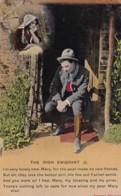 AP64 Bamforth Song Card - The Irish Emigrant (3) - Postcards