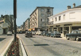 93 - NOISY LE SEC - La Rue Jean Jaurès - Noisy Le Sec