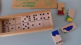 DOMINOS-PUZZLE REGIONS DE France - Puzzles