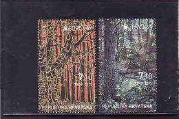 Croatia 2011 Used, Michel 996_97,Europa - Woods...,....used - Kroatien