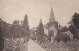 AR52 St. Giles, Stoke Poges, The Country Churchyard - Buckinghamshire