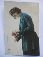 N13 Romantische Ansichtkaart 1941 - Vrouwen