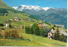 Valle D' Aosta - Antagnod - Panorama - Fg Vg - Altre Città