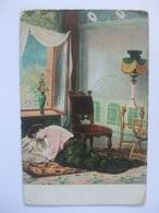N13 Ansichtkaart Fantasie Uit 1906 - Vrouwen
