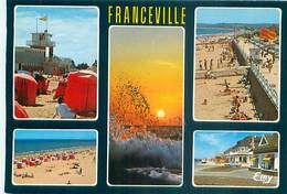 Franceville Plage - Multivues     D 627 - France