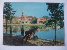 N14 Ansichtkaart Blokzijl - Havenzicht - Nederland