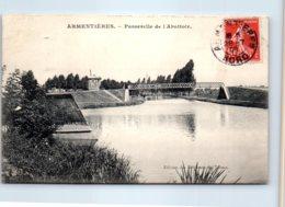 59 ARMENTIERES - Passerelle De L'abattoir - Armentieres