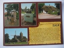 N14 Ansichtkaart Zalk - Nederland