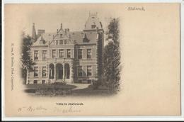 STABROEK - Villa Te Stabroeck (Uitg Hoelen Nr N.109) - Stabroek