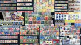 LOT WORLD STAMPS - Classici, MNH **, Annullati, Alto Valore Di Catalogo // Partenza 1€ - Collezioni (senza Album)