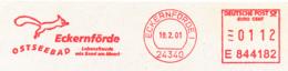 Freistempel 5469 Eichhörnchen - BRD