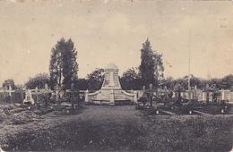 (02) - Anizy-le-Château Friedhof Cimetière Carte Allemande - Other Municipalities