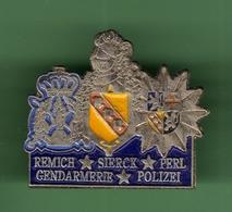 GENDARMERIE - POLIZEI *** REMICH-SIERCK-PERL *** 1036 (6) - Militari