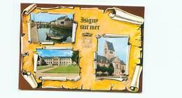 Isigny Sur Mer - Le Port L' Hotel De Ville  D 648 - France