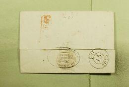 CAD Du 15 Floréal An ? Ancre Cachet Du Ministère De La Marine Approvisionnement 3 Eme Division ? - 1792-1815: Conquered Departments