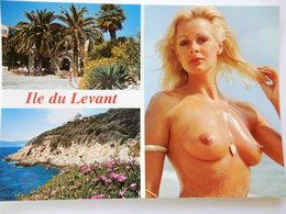 Ile Du Levant - France