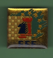 JEU ECHECS *** FFE *** 1037 (6) - Jeux