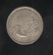 Jeton Louis XV Le Bien Aimé 1754 TTB+ - Royaux / De Noblesse