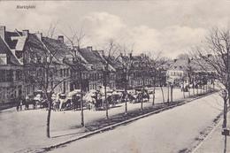 (02) - Montcornet Marktplatz  Carte Allemande - Other Municipalities