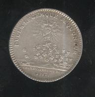 Jeton Louis XV - Secrétaires Du Roi 1731 TTB+ - Royaux / De Noblesse