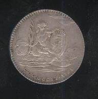 Jeton Louis XV - Etats Du Languedoc 1765 TTB - Royal / Of Nobility