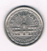 1 PESO 1960 ARGENTINIE /5791/ - Argentine