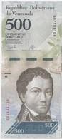 Venezuela 500 Bolivares 2017 (9) P-94 /005B/ - Venezuela