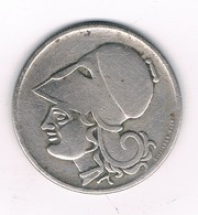 2 DRACHME 1926 GRIEKENLAND /5797/ - Grèce