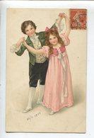 Flatcher Illustrateur BD  Enfants Danse - 1900-1949