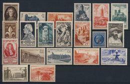 France Année 1947 Ccomplète* Neuf Avec Charnière /mint-hinged - 1940-1949