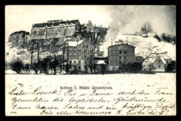 Wendelstein - Schloss Und Mühle - Allemagne