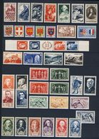 France Année 1949 Complète* Neuf Avec Charnière /mint-hinged - 1940-1949