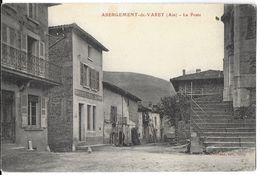 L'ABERGEMENT-DE-VAREY 01 AIN LA POSTE EDIT. FERRAND - France