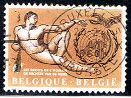 (BE 810) BELGIQUE // YVERT  1232 // 1962 - Belgium