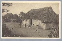US. CURACAO. Curacao'sche Nederzetting. Kippen. Uitgave: R.K. Zeemanshuis. Ongelopen. - Curaçao
