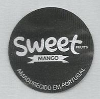 # SWEET MANGO PORTUGAL, Fruit Sticker Label Etiquette Etiqueta Adhesive Aufkleber Fruta Frucht - Fruits & Vegetables
