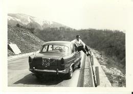 """5031""""ALFA ROMEO GIULIETTA ANNI '60"""" FOTO ORIGINALE - Automobili"""
