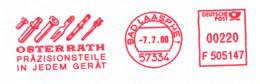Freistempel 5563 Präzisionsteile Schrauben Kleinteile - [7] Repubblica Federale
