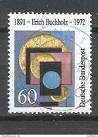 Germany/Bund Mi. Nr.: 1493 Vollstempel (brv91er) - Gebraucht
