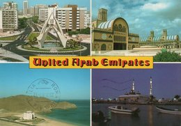 UNITED ARAB EMIRATES- VIAGGIATA     FG - Verenigde Arabische Emiraten