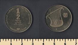Israel 1/2 Shekel 1998 - Israel