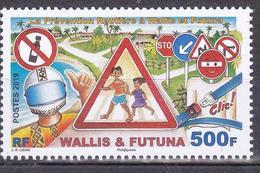 WALLIS ET FUTUNA 2019 SECURITE ROUTIERE ANNEE CHINOISE DECOCHON  MNH** - Wallis-Et-Futuna