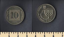 Israel 10 Agorot 1997 - Israel