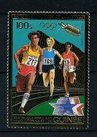 Guinée ** PA 153 - J.O. De Los Angeles -  Course à Pied - Guinea (1958-...)