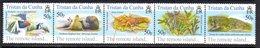 Tristan Da Cunha 2005 Islands I, Tristan Strip Of 5, MNH, SG 818/22 - Tristan Da Cunha