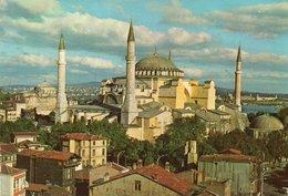 ISTANBUL-TURKIYE- VIAGGIATA     FG - Turchia